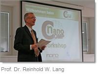 Prof. Dr. Reinhold W. Lang